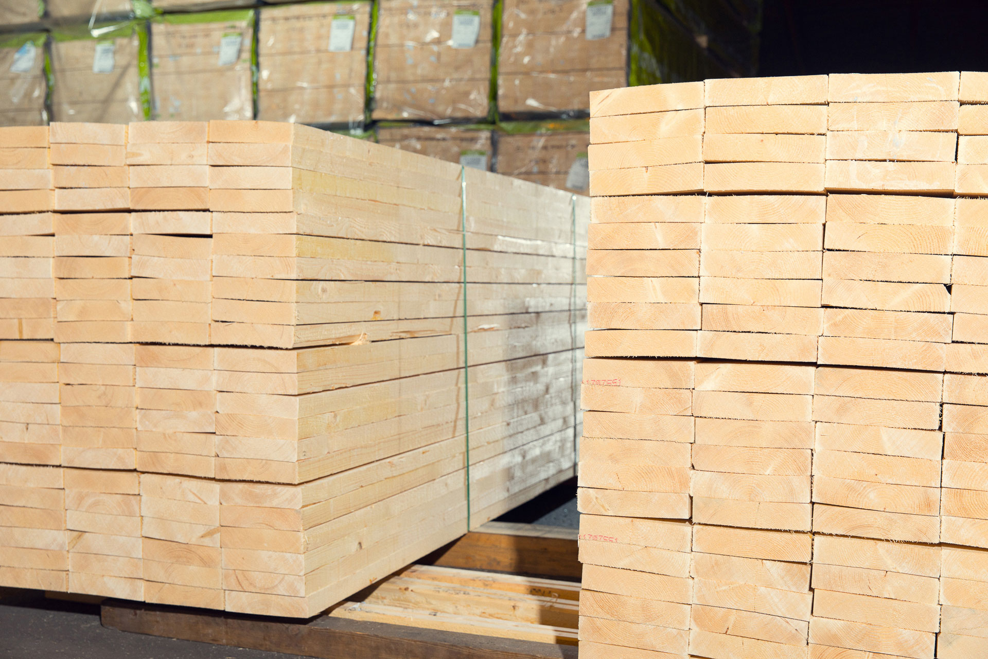 Sawn timber / 锯材